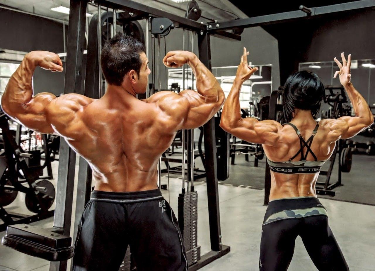 5 Ways To Get Through To Your bodybuilding cartoon